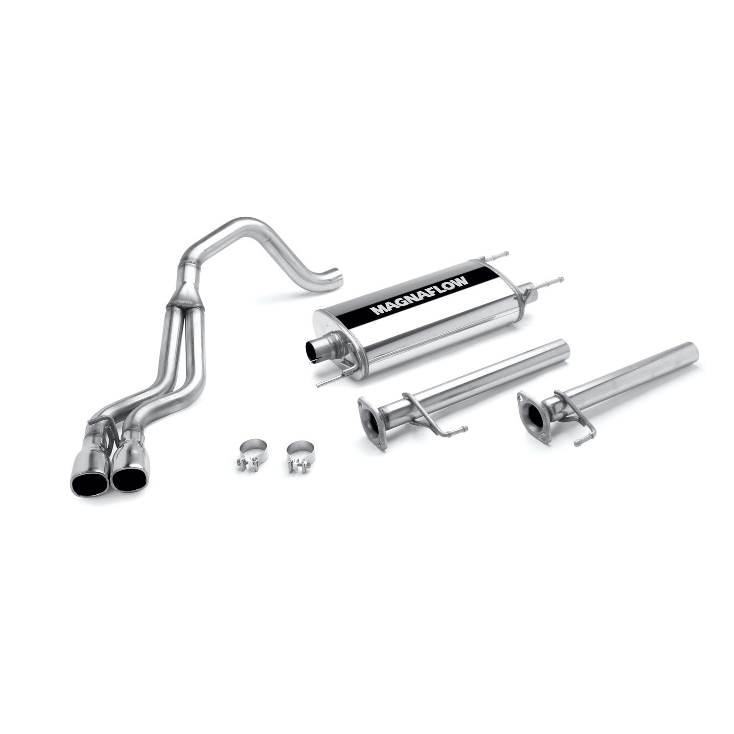 magnaflow cat-back mf series exhaust system