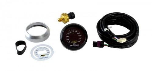 AEM Electronics Digital Display Oil Pressure Gauge