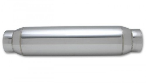 Vibrant Stainless Steel Resonator