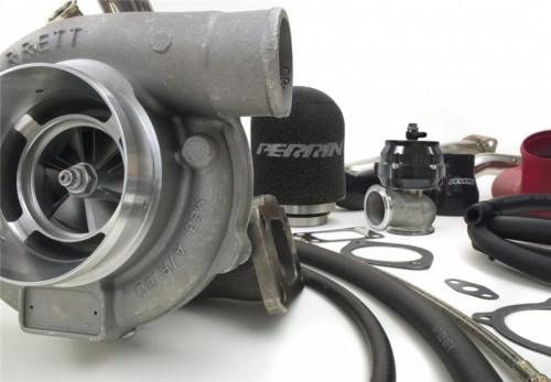 Perrin Performance Rotated Turbo Kit
