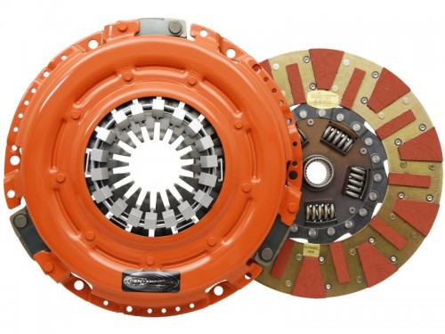 CenterForce Dual Friction Series Clutch Kit - DF295296