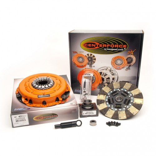 CenterForce Dual Friction Full Clutch Kit - KDF214814