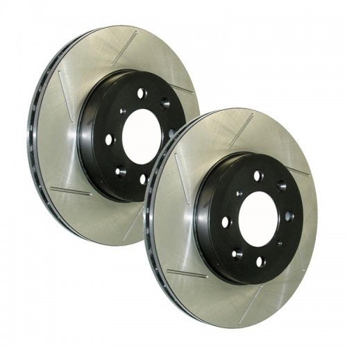 StopTech Slotted Brake Rotor
