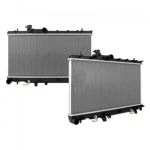 Costume 2006 Saab 9 2x Linear: Mishimoto OEM Replacement Radiator
