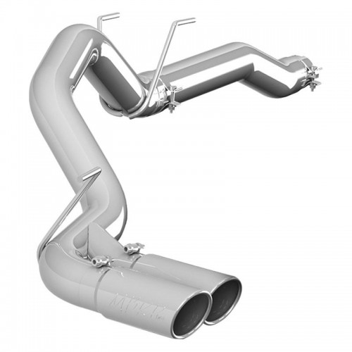 MBRP Installer Series DPF-Back Exhaust System - S6173AL