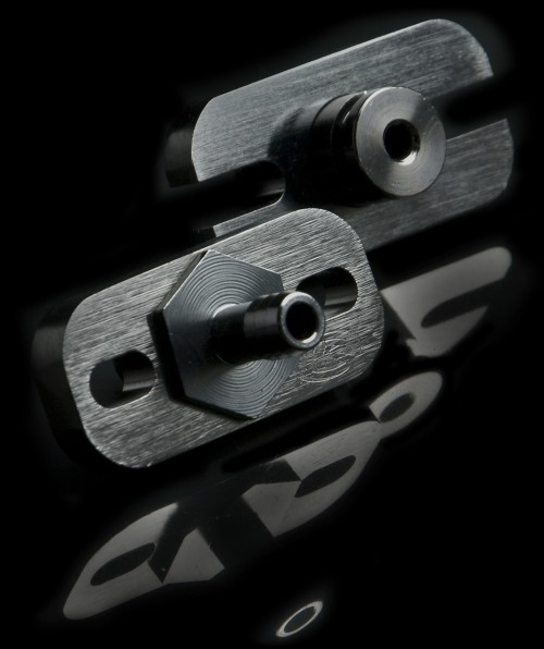 Weapon-R  Fuel Rail Adapter