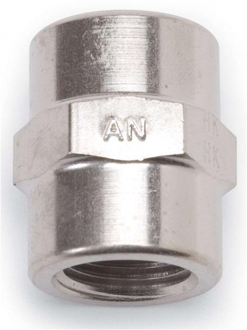 Russell Female Pipe Coupler