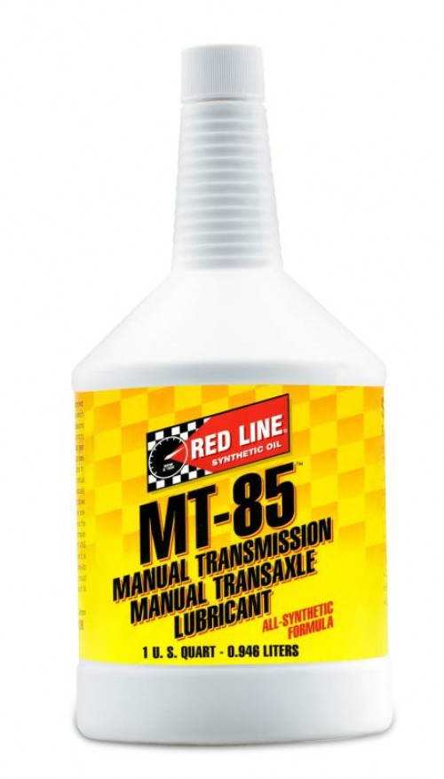 Red Line Oils MT-85 75W85 GL-4