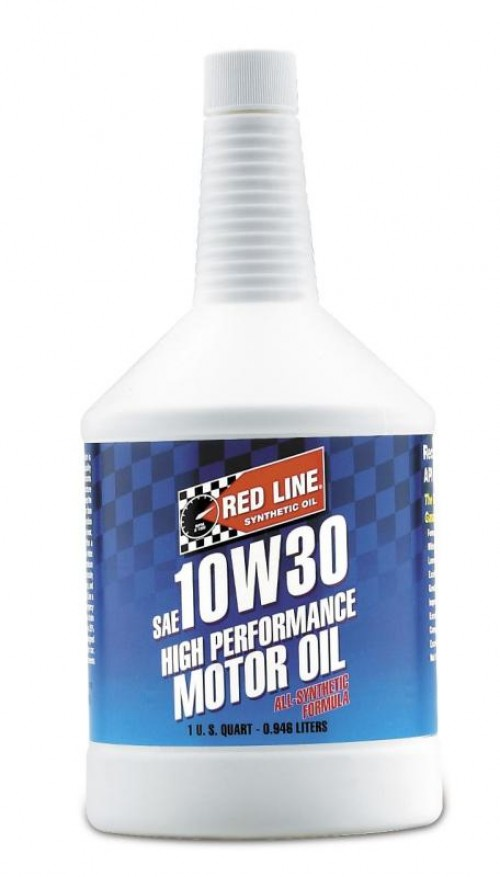 Red Line Oils 10W30 Motor Oil