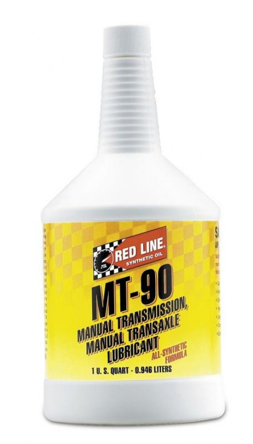 Red Line Oils MT-90 75W90 GL-4