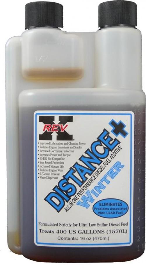 REV-X DISTANCE+ WINTER Diesel Fuel Additive