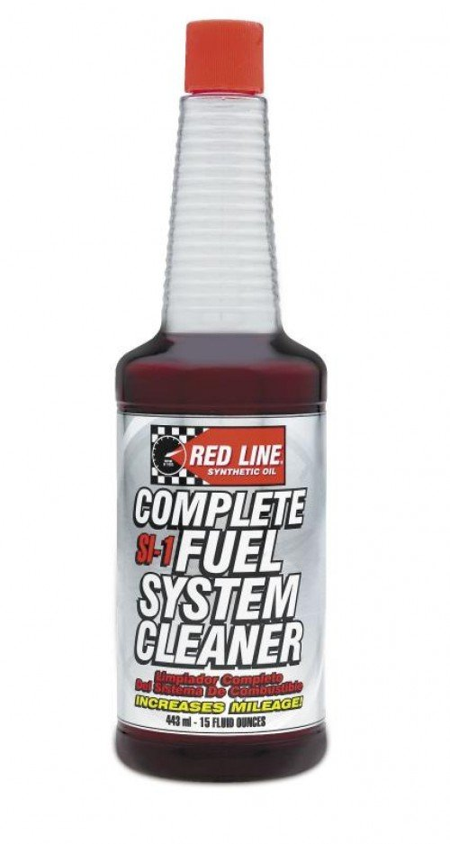 Red Line Oils SI-1 Fuel System Cleaner