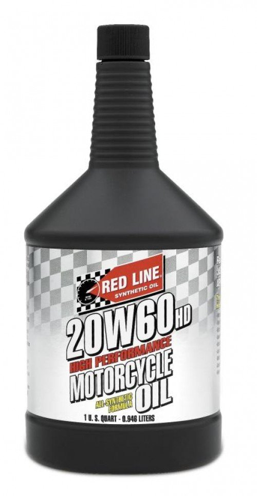 Red Line Oils 20W60 Motorcycle Oil