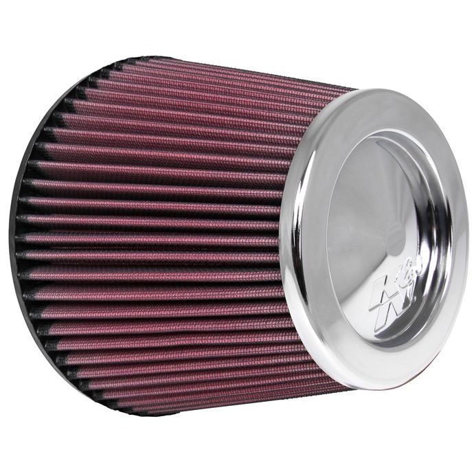 K N Re 0930 Universal Clamp On Air Filter Universal Air: K&N Universal Air Filter