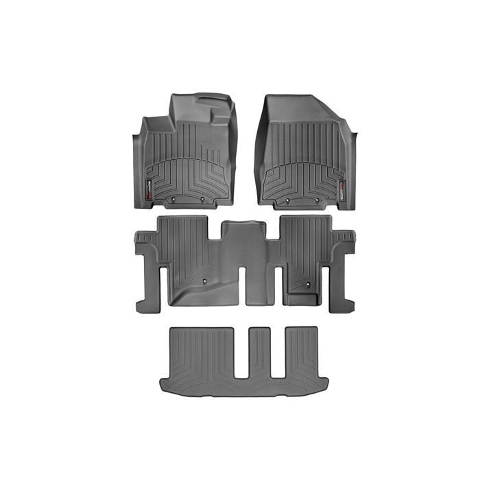 Weathertech 441581-441462 Front and Rear Floorliners