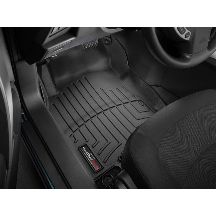 weathertech digitalfit floorliners for 2015 2017 nissan rogue 446301. Black Bedroom Furniture Sets. Home Design Ideas
