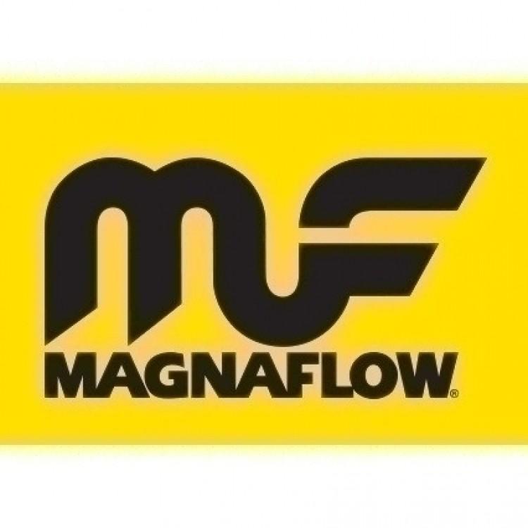 CARB Compliant MagnaFlow 457204 Universal Catalytic Converter