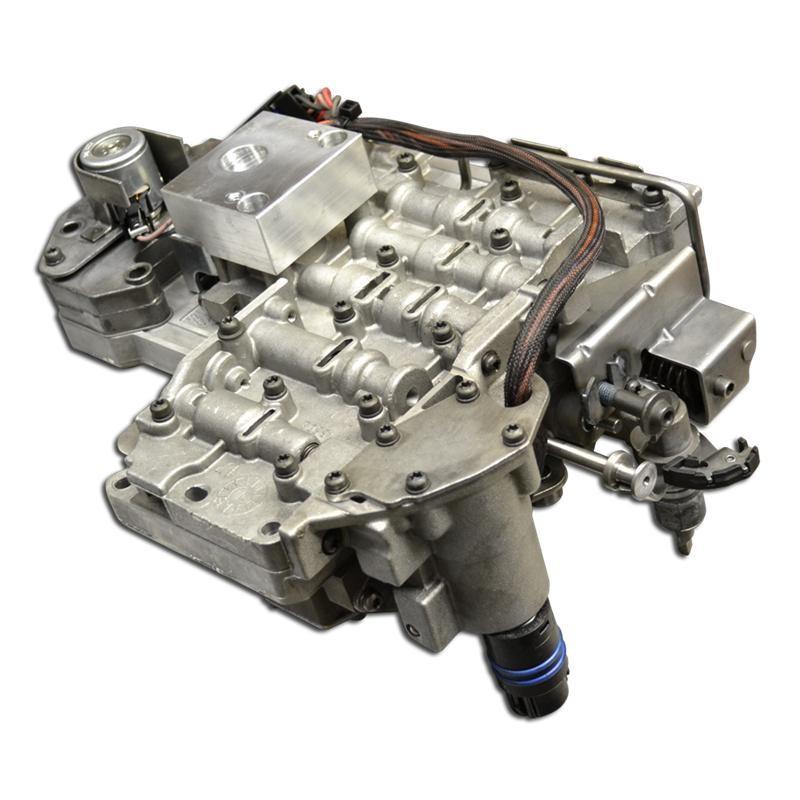 Ats Diesel Valve Body Assembly