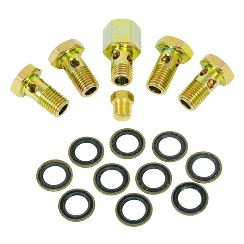 BD Diesel Fuel Line Banjo Bolt Upgrade Kit