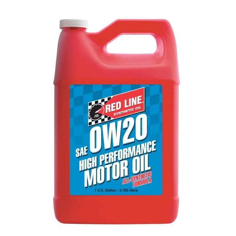 Red line oils 0w20 motor oil for How long does motor oil last