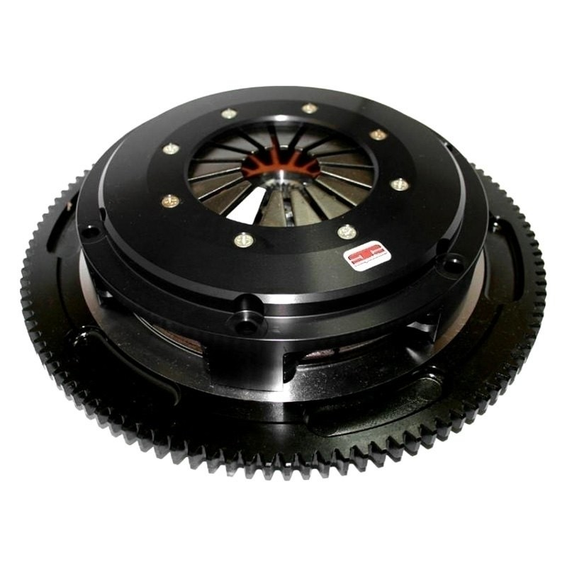 Competition Clutch Twin Disc Series Complete Clutch Kit