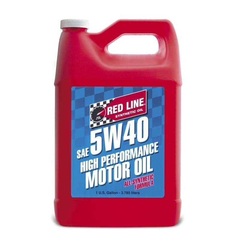 Red line oils 5w40 motor oil for Synthetic vs non synthetic motor oil