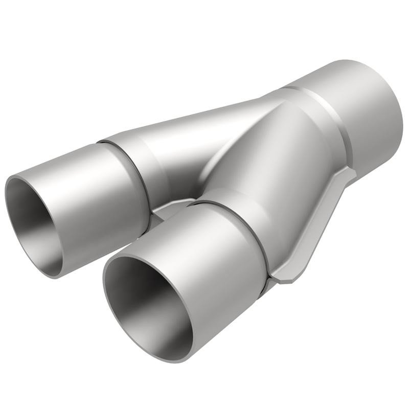 Magnaflow smooth transition degree y pipe