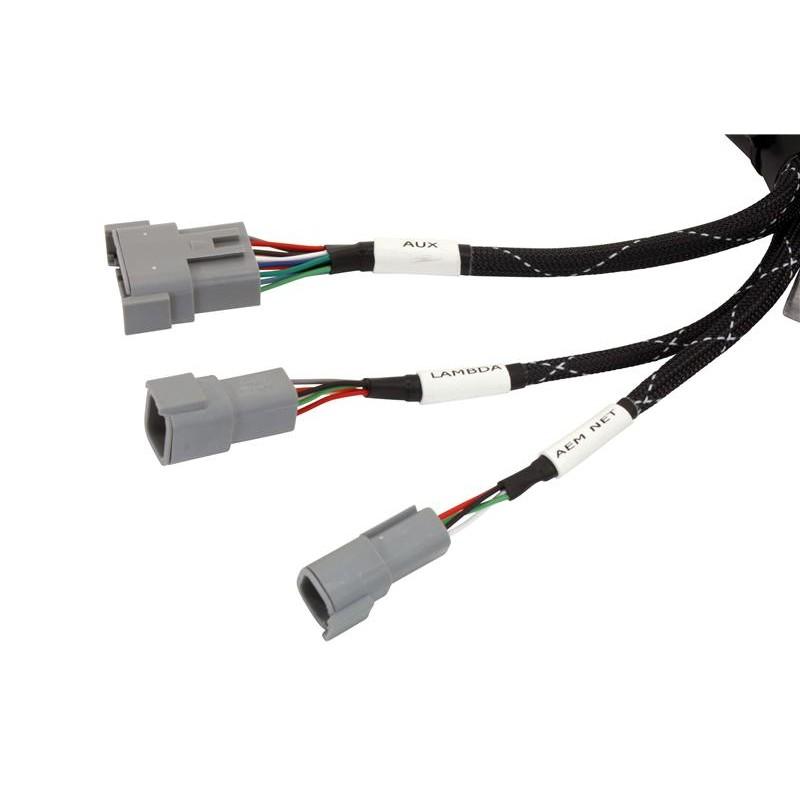 AEM Electronics Infinity 6/8h Plug & Play Jumper Harness