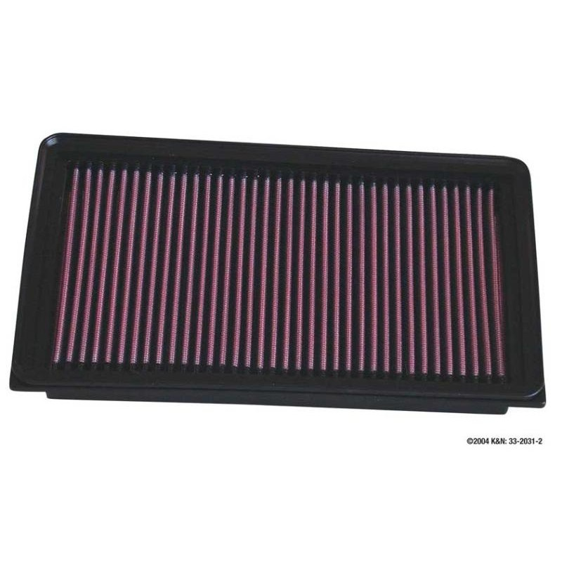 K Amp N Panel Replacement Filter