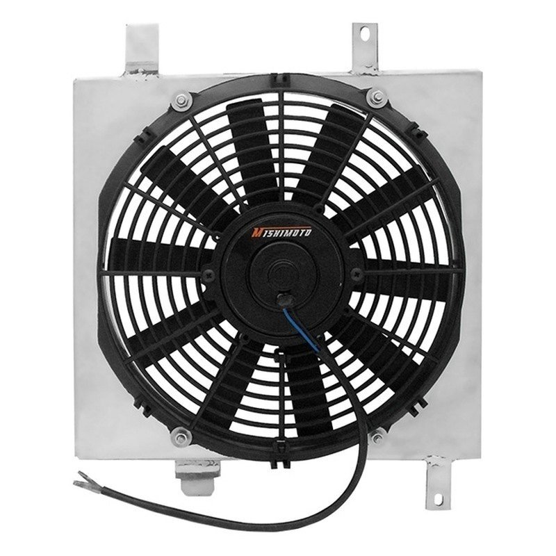 Mishimoto Performance Electric Fan Shroud Kit Mmfs 300zx 90t