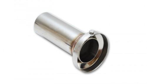 vibrant low restriction inner silencer for tpv universal