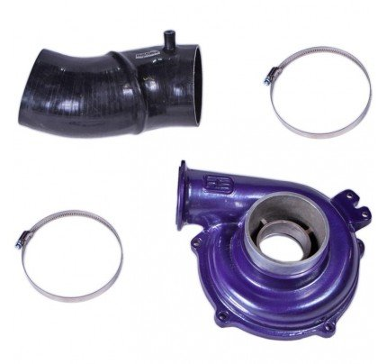 ATS Diesel Ported Compressor Housing Upgrade Kit