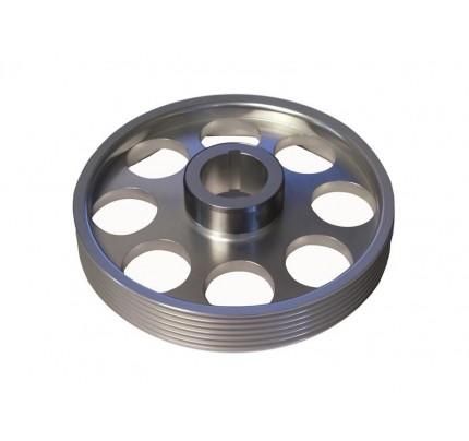 Torque Solution Lightweight Crank Pulley