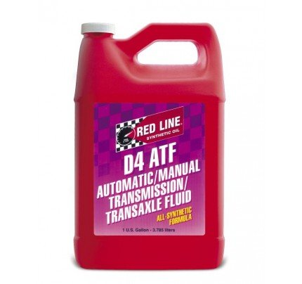 Red Line Oils D4 ATF
