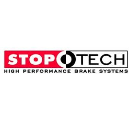 StopTech Replacement Drilled AeroRotor Ring