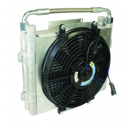 BD Diesel Xtrude Trans Cooler - Double Stacked (No Install Kit)