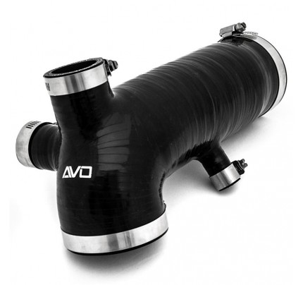 AVO Turboworld Wire Reinforced Silicone Air Intake Hose