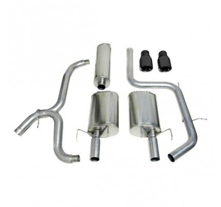 CORSA Performance Cat-Back Exhaust System