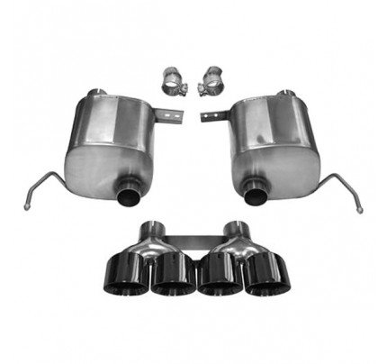 CORSA Performance Valve-Back Exhaust System