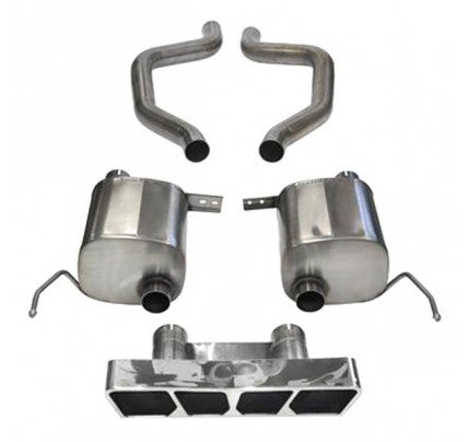 CORSA Performance Axle-Back Exhaust System