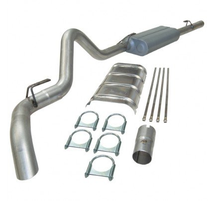 Flowmaster Force II Series Cat-Back Exhaust System - 17126