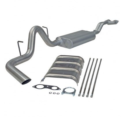 Flowmaster Force II Series Cat-Back Exhaust System - 17166