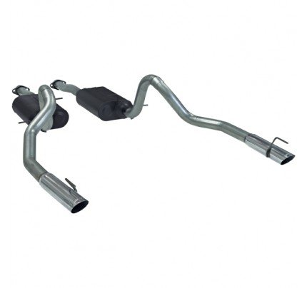 Flowmaster American Thunder Cat-Back Exhaust System - 17312