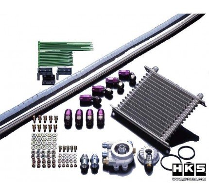 HKS Oil Cooler Kit - 15004-AT003
