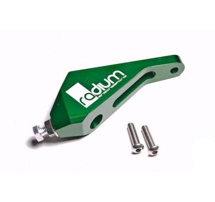 Radium Engineering Master Cylinder Brace, FT86, Green