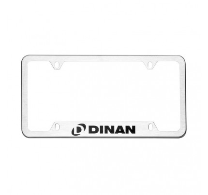 Dinan License Plates and Frames - D010-0012