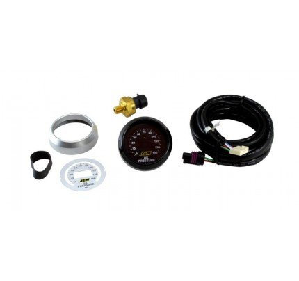 AEM Electronics Digital Display Oil Pressure Gauge