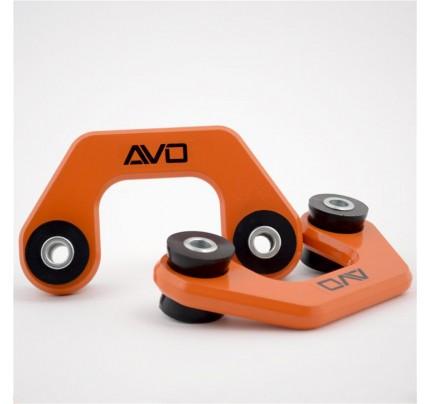 AVO Turboworld Rear Solid Endlinks