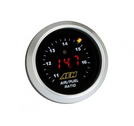 AEM Digital Wideband Air/Fuel UEGO Gauge with Sensor - 30-4110
