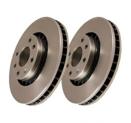 EBC Brakes Brake Rotors - Ultimax OE Style Disc Kit